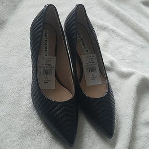 Brand New Karl Lagerfeld Heels